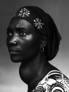 Retrato-Mercy Guinea